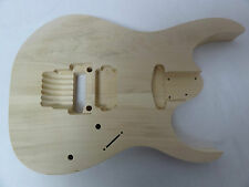 Unfinished RG Jem Guitar Body - RG560 - 560 w/ Lions Claw- Fits RG Necks