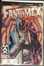 Fantomex Max #2 NM- 1st Print Free UK P&P Marvel Max Comics