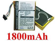 Batterie 1800mAh art E3MI02135211 E3MIO2135211 Für Yakumo Delta GPS 2L