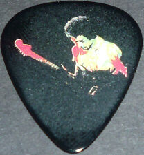 "* * FANTASTIC JIMI HENDRIX GUITAR PICK with ""BAND OF GYPSYS"" COVER PHOTO!"