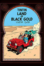The Adventures of Tintin: Land of Black Gold by Herge (Paperback, 2002)