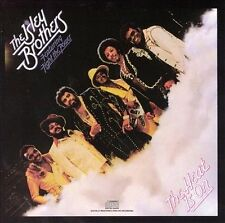 THE ISLEY BROTHERS - The Heat Is On [Remaster] CD BRAND NEW : STILL SEALED RARE