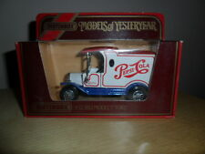 Models Of Yesteryear Y12 Model T Ford Van - Pepsi