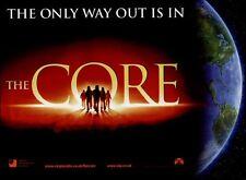 The Core - Original UK Mini Quad Poster