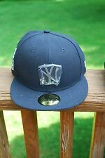 Derek Jeter New York Yankees New Era Size 7 Commemorative Ltd. Edition Cap