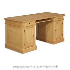 Schreibtisch,Arbeitstisch,Computertisch,Tisch,Weichholz,Massiv,Moderner -Still