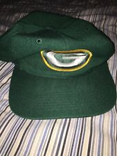 Vintage Green Bay Packers Hat SnapBack Pro Line One Size
