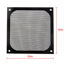 120mm Dustproof Case Fan Dust Filter Guard Grill Protector Cover PC Computer