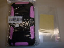 Samsung Galaxy Note 2 II N7100 Fulland Holster Case with Kick Stand Swivel Clip