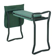 Surprising Garden Seat Kneeler Stool Bosmere Folding Comfort Pads Steel Machost Co Dining Chair Design Ideas Machostcouk