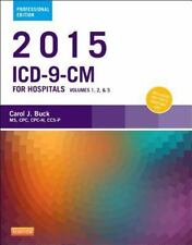 2015 ICD-9-CM for Hospitals, Volumes 1, 2 and 3 Professional Edition, 1e (Saunde