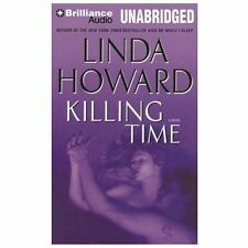 Killing Time by Linda Howard (2013, CD, Unabridged)