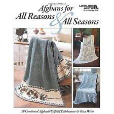 Los afganos para todos los motivos y todas las temporadas del patrón de ganchillo