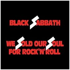 BLACK SABBATH - WE SOLD OUR SOUL FOR ROCK'N'ROLL (JEWEL) 2 CD NEU
