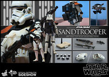 Hot Toys Sandtrooper Star Wars Episode IV A New Hope Sixth Scale Figure