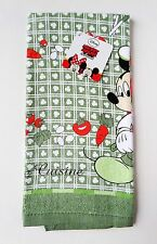 "Disney - Mickey Mouse ""Chef de Cuisine"" Kitchen Towel"