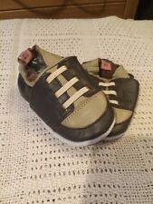 Mini Soft Leather Shoes Infant Baby 4 Sizes Lace Design Boy Pick One