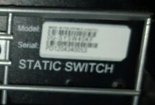APC Symmetra PX UPS Static Bypass Switch Module SYSW40KH Static Switch Unit