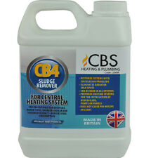 CBS CB4 CENTRAL HEATING RADIATOR SLUDGE REMOVER 1L