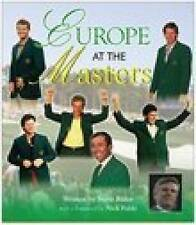 Rider-Europe At The Masters  BOOK NEW