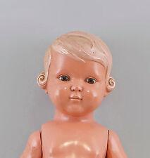 Puppe Schildkröt Inge alt Tortulon 7710003