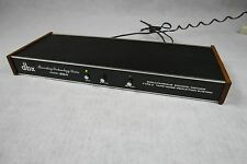 Vintage dbx 224 simultaneous encode decode typeII tape noise reduction system