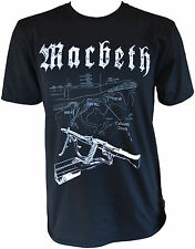 MACBETH - WN62 - T-Shirt XL / Extra-Large 163393