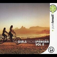 Pure Brazil: Girls From Ipanema 2, Various Artists, Very Good