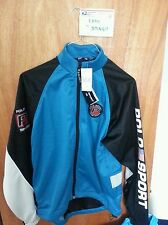 NWT vtg Polo Sport Ralph Lauren Pepsi cycling jacket pwing snow beach 92 stadium
