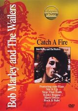 Catch A Fire - Bob Marley and The Wailers - DVD
