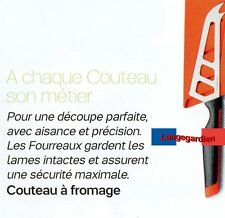 Couteau à fromage TUPPERWARE NEUF