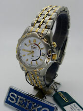 Ladies SEIKO Kinetic 3M22-0A33 72hrs Ref:SWP008P5 New Old Stock New Capacitor