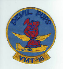 "60s VMT-18 ""DEVIL PUPS"" patch"