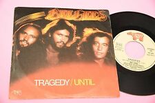 """BEE GEES 7"""" TRAGEDY ORIG ITALY 1979"""