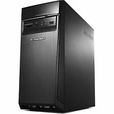 Lenovo h50-55 AMD a10-7800 3.5 GHZ QUAD CORE PC DESKTOP - 10 Windows