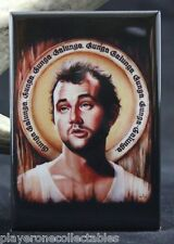 "Bill Murray ""Gunga Galunga"" Caddyshack 2"" X 3"" Fridge / Locker Magnet."