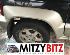 MITSUBISHI PAJERO JUNIOR MINI OSR DRIVERS REAR RIGHT WHEEL ARCH TRIM FENDER