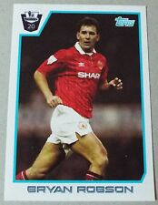 TOPPS - PREMIER LEAGUE 2012 - STICKER COLLECTION - No 223 - BRYAN ROBSON