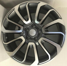 "20"" Wheels For Range Land Rover HSE Sport LR3 LR4 Set of Four Rims and caps"