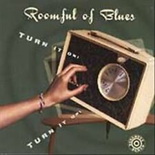 MUSIC CD Roomful of Blues TURN IT ON UP! Rounder Records 1995 FREE S/H
