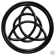 Wood Triquetra Wall Hanging!