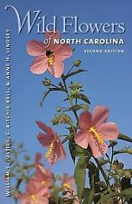 Wild Flowers of North Carolina, Lindsey, Anne H., Bell, C. Ritchie, Justice, Wil