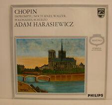 CHOPIN ADAM HARASIEWICZ IMPROMPTU NOCTURNES WALZER PHILIPS   [e384]