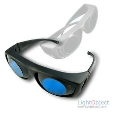 600-1100nm Red/ Infrared Laser Eyes Protection Glasses/Goggle. CE certified