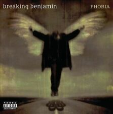 Phobia Breaking Benjamin Music-Good Condition