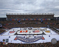 Montreal Canadiens Boston Bruins 8x10 Photo 2016 Hockey Winter Classic Stadium