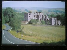 POSTCARD YORKSHIRE WHARFEDALE - BARDEN TOWER