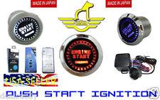 VW LED Push Start Button Engine Ignition Starter Kit GT - Fits Volkswagen Models