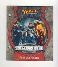 FAT PACK PLAYER'S GUIDE M12 2012  CORE SET MTG MAGIC THE GATHERER