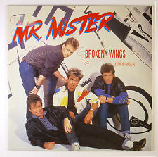 """12"""" Maxi - Mr. Mister - Broken Wings - B2838 - washed & cleaned"""